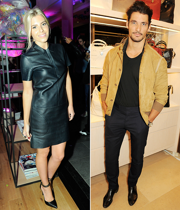 Mollie King DavidGandy