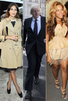 Boris, Beyonce and Burberry all set to create buzz