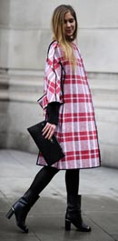 The best street style pictures from London Fashion Week