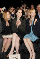 Downton comes to fashion week