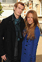 Andy Murray and Kim serve up amazing fashion makeover at Burberry
