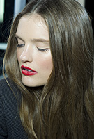 Vivid lips trend to continue, says top make-up artist