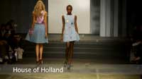 House of Holland Spring/Summer 2011